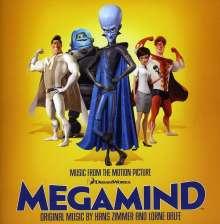 Hans Zimmer & Lorne Balfe: Filmmusik: Megamind (O.S.T.), CD