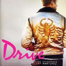 Cliff Martinez: Filmmusik: Drive (O.S.T.), CD