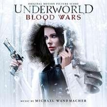 Michael Wandmacher: Filmmusik: Underworld: Blood Wars, CD