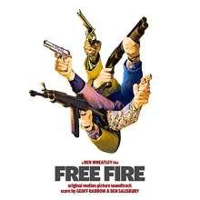 Free Fire / O.S.T.: Filmmusik: Free Fire / O.S.T., CD