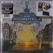 Carter Burwell: Filmmusik: Wonderstruck - Original Motion Picture Soundtrack (White Marbled Vinyl), 2 LPs