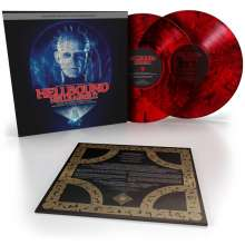 Christopher Young: Filmmusik: Hellbound: Hellraiser II (remastered) (Limited-Edition) (Colored Vinyl), 2 LPs