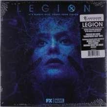 Filmmusik: Legion -  It's Always Blue: Songs From Legion (Translucent Blue Vinyl), LP