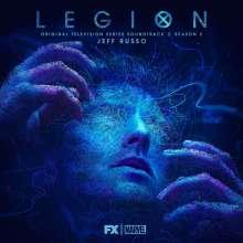 Filmmusik: Legion: Season 2 (Limited-Edition) (Blue Translucent Vinyl), LP