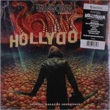 Filmmusik: Fangoria Presents Hollydoom (Original Magazine Soundtrack) (Orange Vinyl), LP