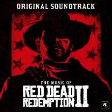 Filmmusik: The Music Of Red Dead Redemption II (Translucent Red Vinyl) (45 RPM), 2 LPs