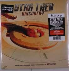 Jeff Russo: Filmmusik: Star Trek: Discovery (Original Series Soundtrack Season 2) (Limited Edition) (Interstellar Splatter Vinyl), 2 LPs