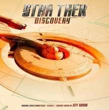 Jeff Russo: Filmmusik: Star Trek Discovery Season 2 (Limited Edition) (Interstellar Splatter Vinyl), 2 LPs