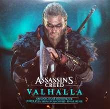 Jesper Kyd: Filmmusik: Assassin's Creed Valhalla (Limited Edition) (Colored Vinyl), 2 LPs