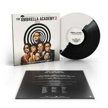 Jeff Russo & Perrine Virgile: Filmmusik: The Umbrella Academy 2 (O.S.T.) (Limited Edition) (Black/White Vinyl), LP