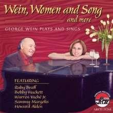 George Wein: Plays & Sings Wein, Wom, CD