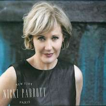Nicki Parrott (geb. 1970): From New York To Paris, CD