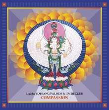 Lama Lobsang Palden & Jim Becker: Compassion, CD