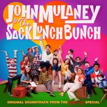 John Mulaney & The Sack Lunch Bunch: John Mulaney & The Sack Lunch Bunch(Original Sound, LP