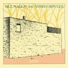 Bill Mackay & Nathan Bowles: Keys, CD