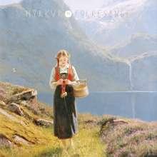 Myrkur: Folkesange (Limited Edition) (Baby Blue Colored Vinyl), LP