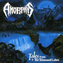 Amorphis: Tales From The Thousand Lakes (Reissue) (Limited Thousand Lakes Waterfall Edition) (Royal Blue Cloudy Vinyl), LP