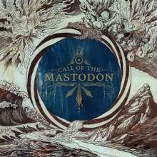 Mastodon: Call Of The Mastodon (Limited Edition) (Blue / Gold Butterfly Splatter Vinyl), LP
