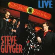 Steve Guyger: Live At The Dinosaur, CD