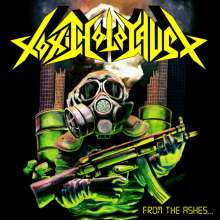 Toxic Holocaust: From The Ashes Of Nuclear Destruction, CD