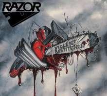Razor: Violent Restitution (Deluxe Edition) (Reissue), CD