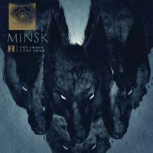 Minsk: The Crash And The Draw (Black Vinyl), 2 LPs