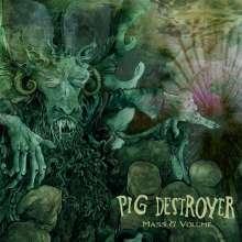 Pig Destroyer: Mass & Volume EP, LP
