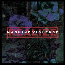 Realize: Machine Violence (Limited Edition) (Blood Red Vinyl), LP