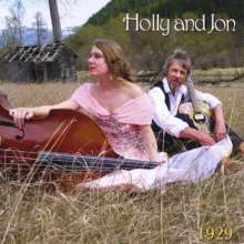 Holly & Jon: 1929: The Summit Sessions, CD