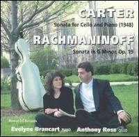 Sergej Rachmaninoff (1873-1943): Cello Sonatas, CD