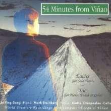 Ezequiel Vinao (geb. 1960): Klaviertrio, CD