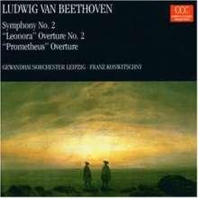 Ludwig van Beethoven (1770-1827): Symphonie Nr.2, CD