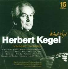Herbert Kegel - Legendary Recordings, 15 CDs