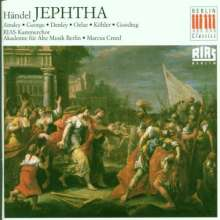 Georg Friedrich Händel (1685-1759): Jephta, 3 CDs