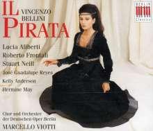 Vincenzo Bellini (1801-1835): Il Pirata, 2 CDs