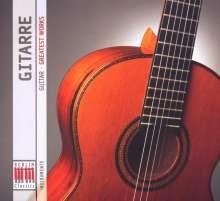 Berlin Classics Instruments - Gitarre, 2 CDs