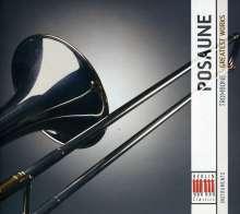 Berlin Classics Instruments - Posaune, 2 CDs