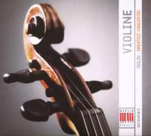 Berlin Classics Instruments - Violine (Konzerte), 2 CDs