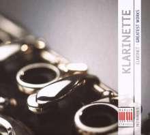 Berlin Classics Instruments - Klarinette, 2 CDs
