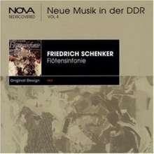 Friedrich Schenker (1942-2013): Flöten-Symphonie, CD