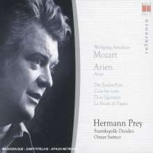 Hermann Prey singt Mozart-Arien, CD