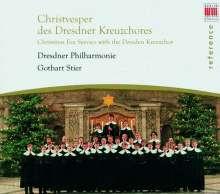 Rudolf Mauersberger (1889-1971): Christvesper des Dresdner Kreuzchores RMWV 7, CD