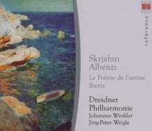 Alexander Scriabin (1872-1915): Le Poeme de l'extase op.54, CD