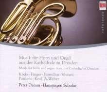 Musik für Horn & Orgel aus der Kathedrale zu Dresden, CD