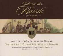 An der schönen blauen Donau - Walzer & Polkas, CD