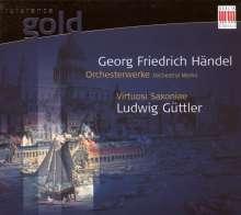 Georg Friedrich Händel (1685-1759): Concerti grossi op.3 Nr.2 & 6, CD