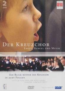 Dresdner Kreuzchor - Engel, Bengel und Musik Vol.1, 2 DVDs