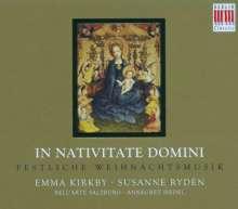 In Nativitate Domini - Festliche Weihnachtsmusik, CD