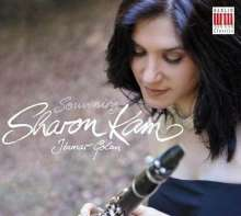 Sharon Kam - Souvenirs, CD