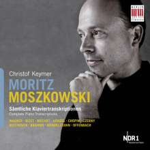 Moritz Moszkowski (1854-1925): Sämtliche Klaviertranskriptionen, 2 CDs